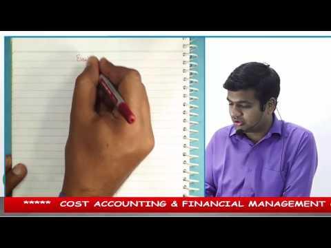Financial Management(FM) - Capital Budgeting
