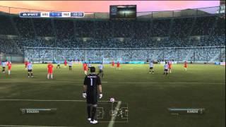 FIFA12: Argentine-Real de Madrid div 8