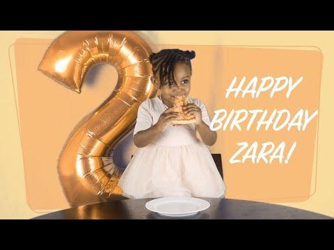 HELP US WISH ZARA HAPPY BIRTHDAY