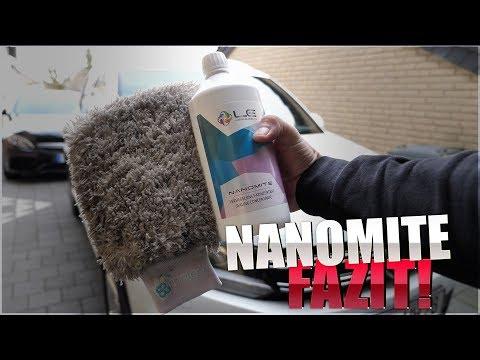 Liquid Elements Nanomite Fazit und Handschuh verklebt und dreckig | 83metoo