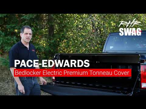 Pace Edwards Bedlocker Electric Tonneau Cover Youtube
