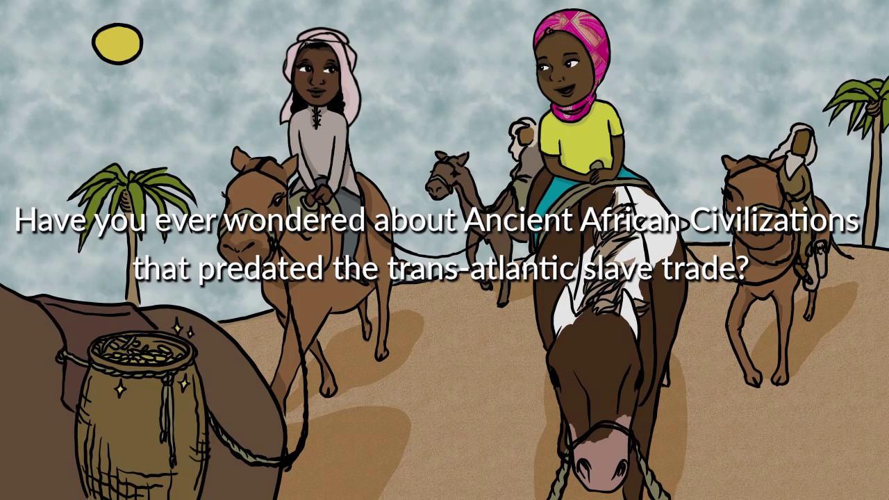 Zaynab's Enchanted Scarf - Book Trailer