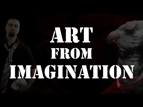 Understanding Painting, Drawing & Art From The Imagination - Why It Doesn't Work For YOU