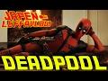 Arvio - Deadpool (2016)