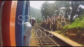 Sri Lanka Highlights - Travel 2014 - GoPro 3 White Edition