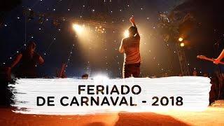Feriado de Carnaval 2018 | Vlog do Juliano Son