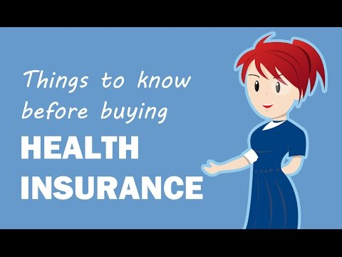 Things to Know before buying Health Insurance | Tips before buying Medical Insurance by Yadnya