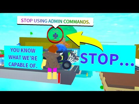 BLUE GUEST FINDS US MID VIDEO.. (Roblox)