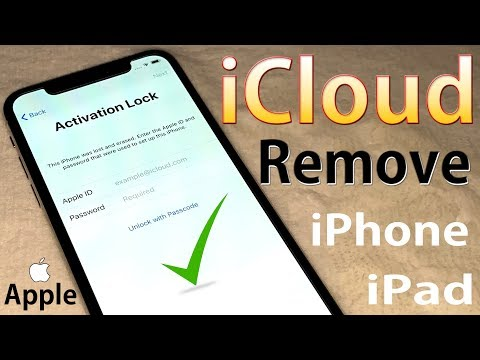 Without Previous Owner!! Free ICloud Activation Lock For All Models IPhone/iPad 2020!! Remove 1000%