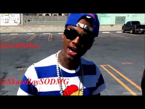 Soulja Boy - Tear It Up (Clean Version)