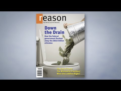 Stimulus, Obamacare & The New Republic: May 2013 Reason Mag Preview with Matt Welch and Kennedy