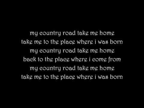 Country Road - The LACS Lyrics