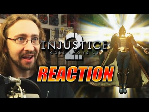MAX REACTS: Dr Fate Trailer - Injustice 2