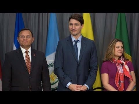 Regime Change Canadian Style for Venezuela