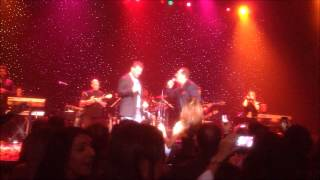 Pantelis Pantelidis & Vasilis Karras - Gia Ton Idio Anthropo Milame (New Song 2012) Live