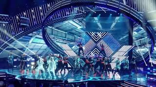 Latin Amas 2018 - Wisin Y Yandel Reggaeton En Lo Oscuro -  Performance