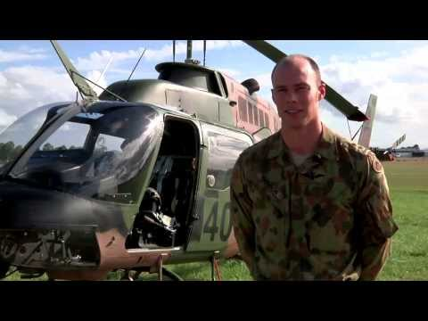 Australian Army Helicopter Support