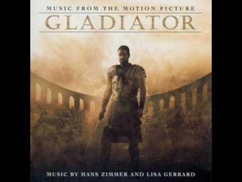 Gladiator Soundtrack- Progeny