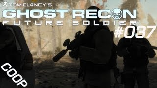 Let´s Play Together Ghost Recon Future Soldier #037 - Die Köpfe der Hydra [HD]