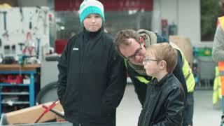 Ghost-Bikes Weihnachtsüberraschung: Bikes for Kids