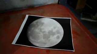 For Flat Earth and open minded people ONLY:  The Moon