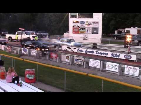 No Prep Race 7-29-16 Coles County Dragway