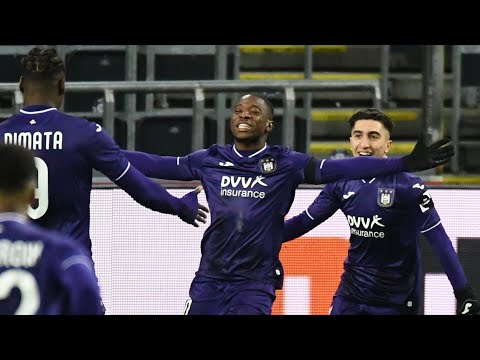 Anderlecht Charleroi Goals And Highlights