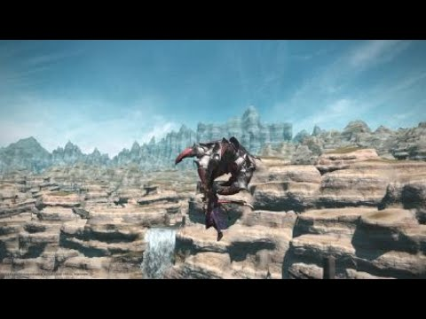 Repeat FFXIV: News - Death Claw Mount, Fashion Gold Saucer