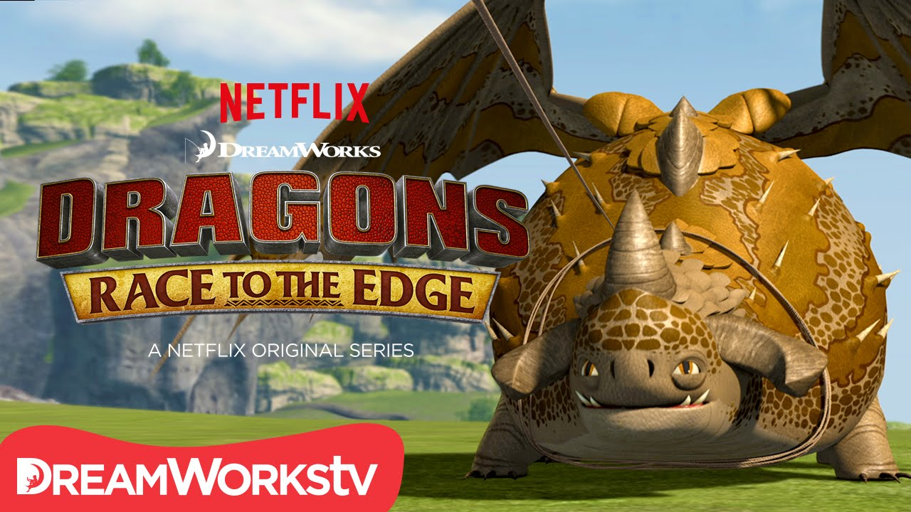 New dragon revealed buffalord dragons race to the edge youtube ccuart Choice Image