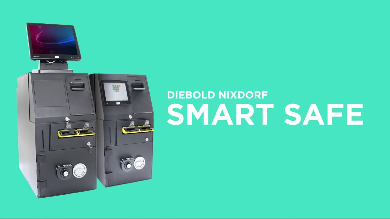 Introducing the Diebold Nixdorf Smart Safe - The Smarter Way to Securely  Manage Cash