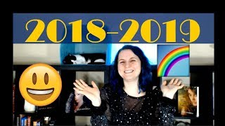 Happy New Years 2018 Recap and 2019 Announcements