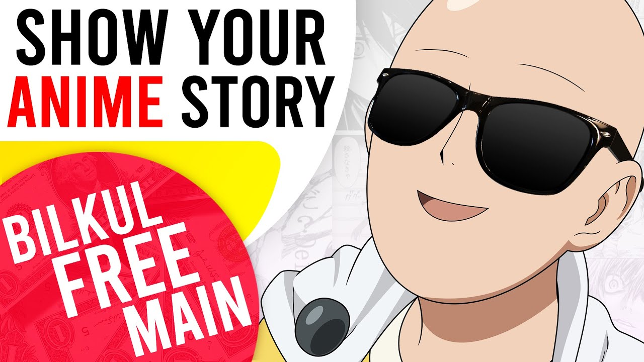 Make Your Anime Story Popular In World, By Using This FREE Method. Explained In Hindi.