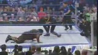 Undertaker vs Mark Henry Smackdown