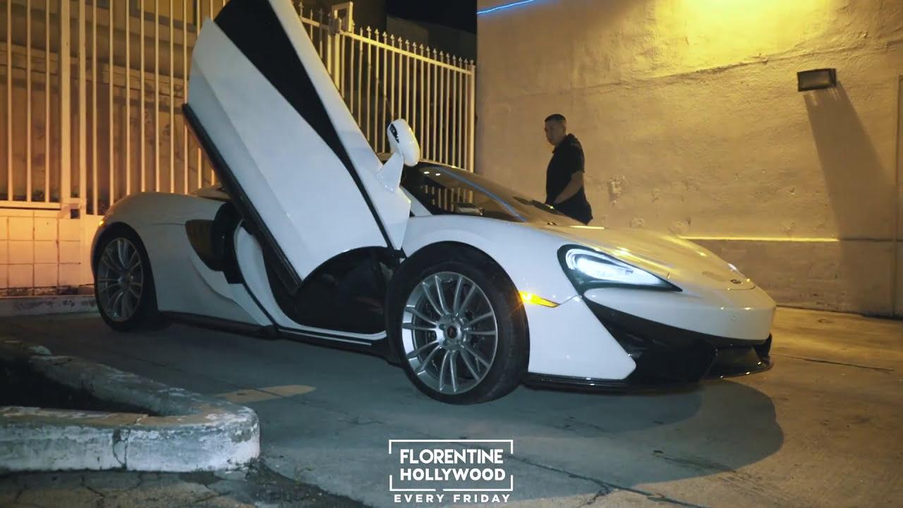 Elegant Florentine Hollywood Club MyCastel District Fridays 18u0026Over