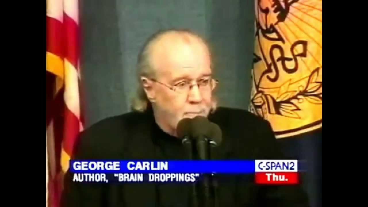 George Carlin | On the language of politics