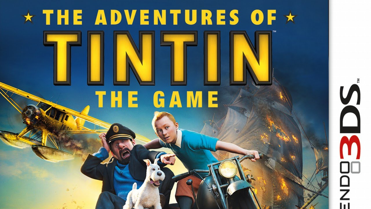 the adventures of tintin the secret of the unicorn gameplay