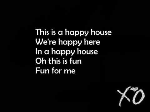 House of Ballons/Glass Table Girls - The Weeknd Lyrics