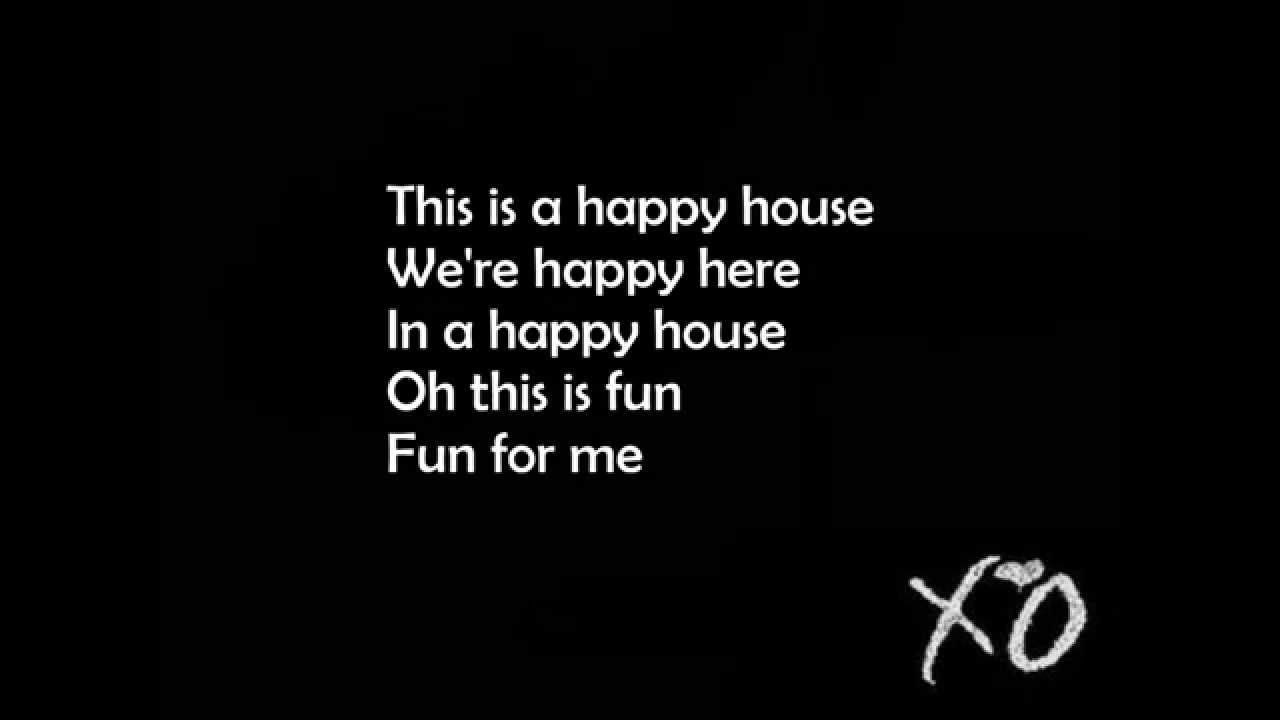 House Of Ballons Glass Table Girls The Weeknd Lyrics Youtube