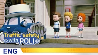 Trafficsafety with Poli | #11.When Accidents Happen