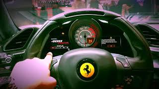 World Exclusive - Inside Ferrari 488 Pista, Geneva Motor Show 2018