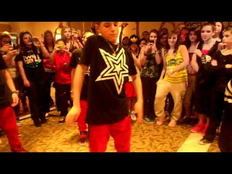 ICONic Boyz freestyling in Chicago 1-21-12