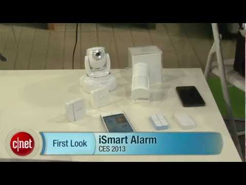 iSmart Alarm watches your home