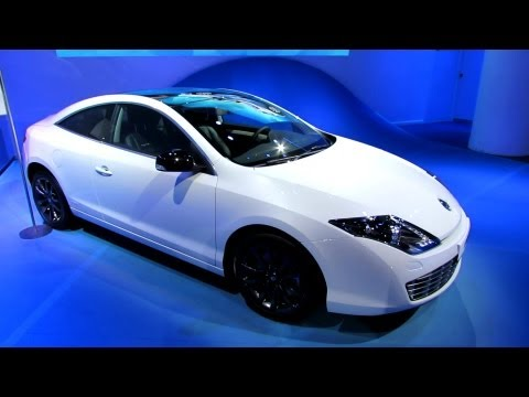 2013 Renault Laguna Coupe Monaco GT Diesel - Exterior And Interior - Renault Showroom - Paris