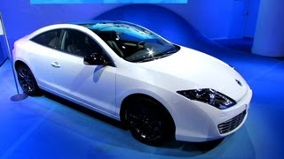 2013 Renault Laguna Coupe Monaco GT Diesel - Exterior And Interior - Renault Showroom - Paris