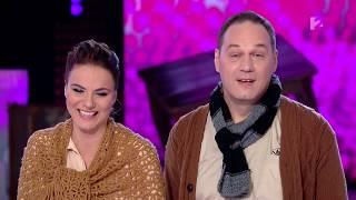 Pachmann Péter és Péter Szabó Szilvia: A zene az kell - tv2.hu/anagyduett