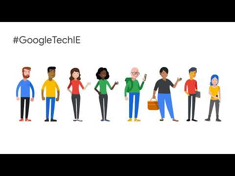 Google Dublin Open House 2020