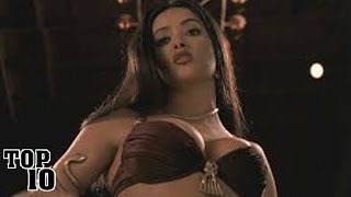 Top 10 Hottest Female Movie Villains