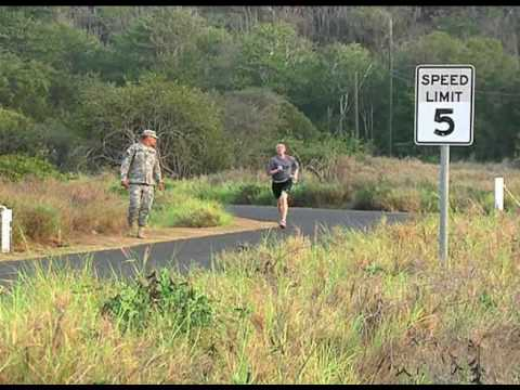 Army 10 miler Qualification
