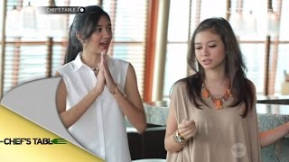 Chef's Table - Profil Yuki Kato dan Mikha Tambayong