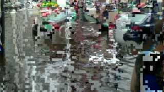 Московские дожди. Садовое кольцо.(, 2012-07-14T08:51:58.000Z)